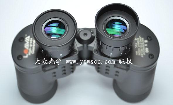 望远镜眼罩的使用说明